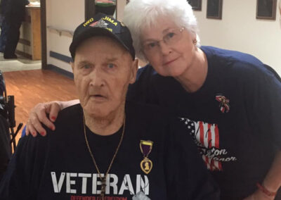 Picture of a Veteran