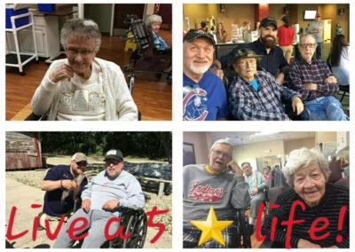 Pictures from Farmington Social hour