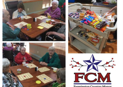Pictures from Bingo Night