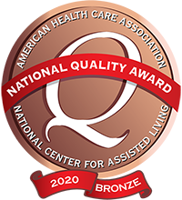 National Quality Award Bronze Medal