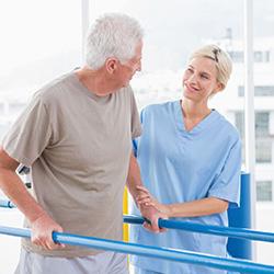 Nurse for Rehabilitation
