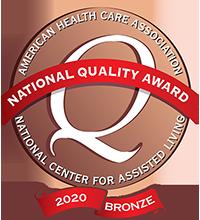 2020 National Quality Award